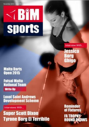 BIM Magazine NOV 2015